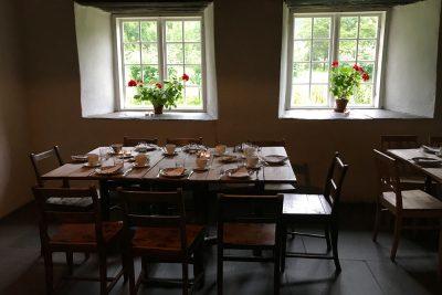 Storakjøkenet på Baroniet Rosendal Avlsgård